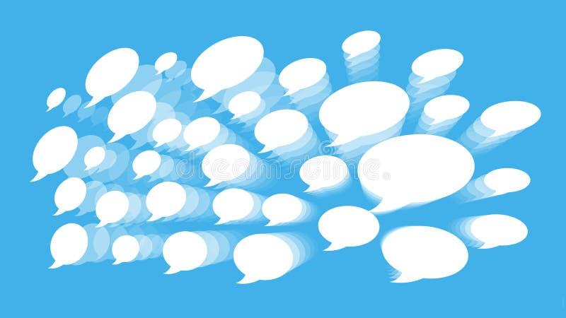 Micro Quotes. Quote Symbols for Micro Blogging vector illustration