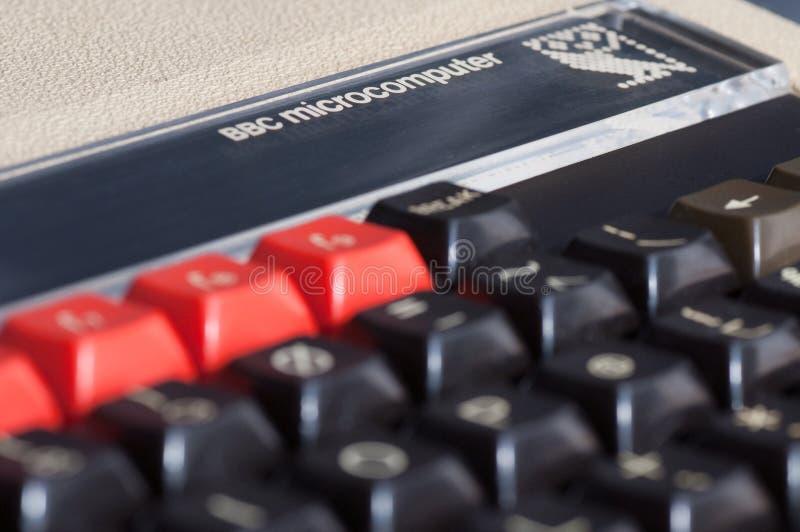 Micro- van het BBC van de eikel computer royalty-vrije stock foto's