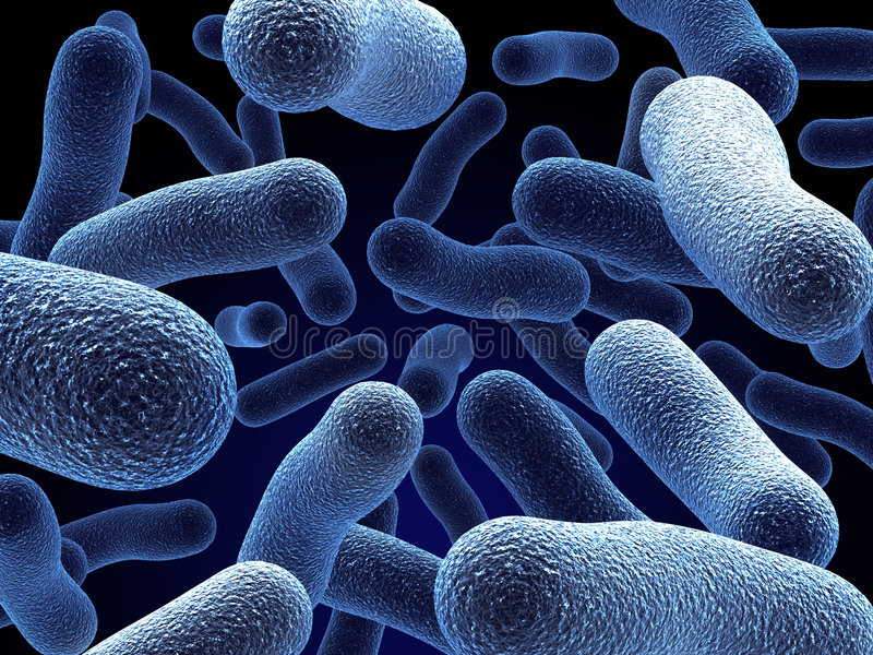 Download Microbes stock illustration. Illustration of isolated - 1609470