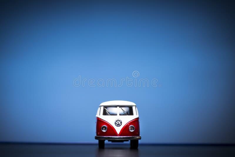Microbus de Volkswagen imagens de stock royalty free