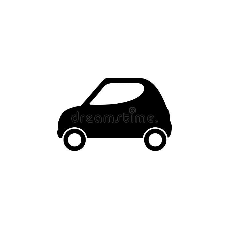 microcar значок Элемент типа значка автомобиля Наградной качественный значок графического дизайна Знаки и значок для вебсайтов, с иллюстрация вектора