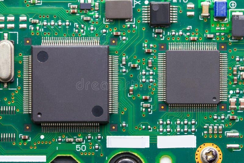 Microchip royalty-vrije stock fotografie