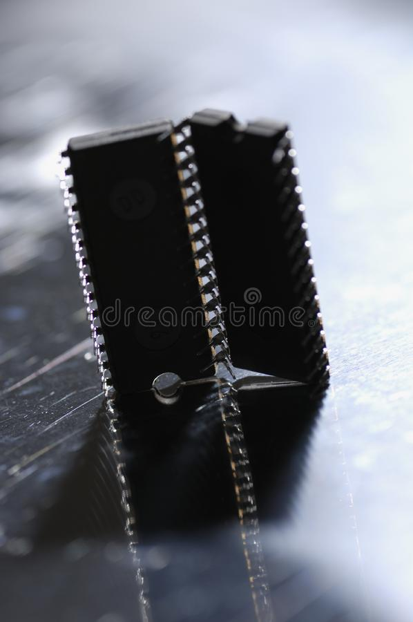 Download Microchip abstract idea stock photo. Image of power, microchip - 1876412