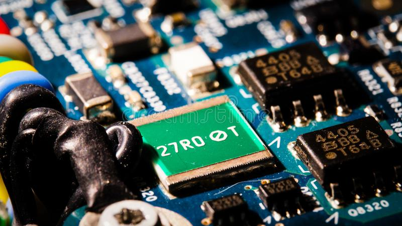 Microchip stock images