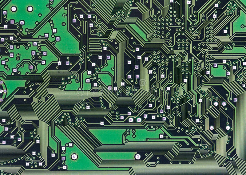 Download Microcircuit stock photo. Image of condenser, technology - 2317122