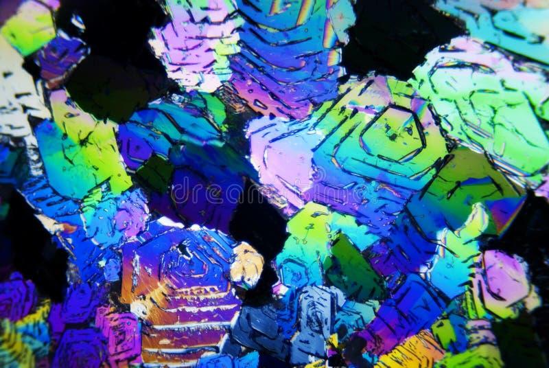 Microcrystals photos stock