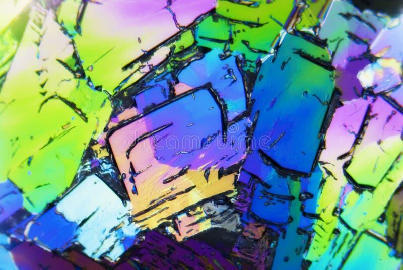 Microcrystals images libres de droits