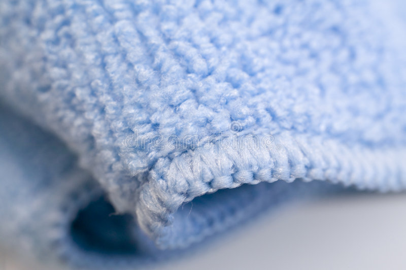 microfiber ткани стоковая фотография