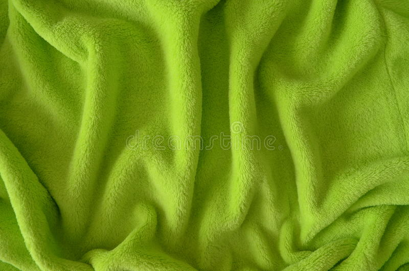 Microfiber de tissu image stock