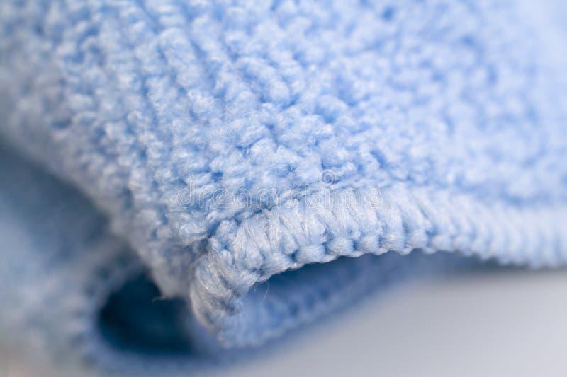 Microfiber Tuch stockfotografie