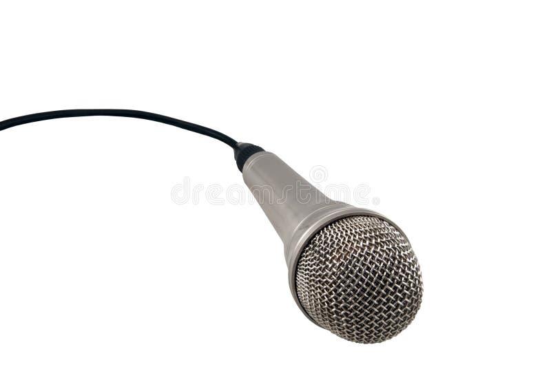 Microfone dinâmico clássico imagens de stock