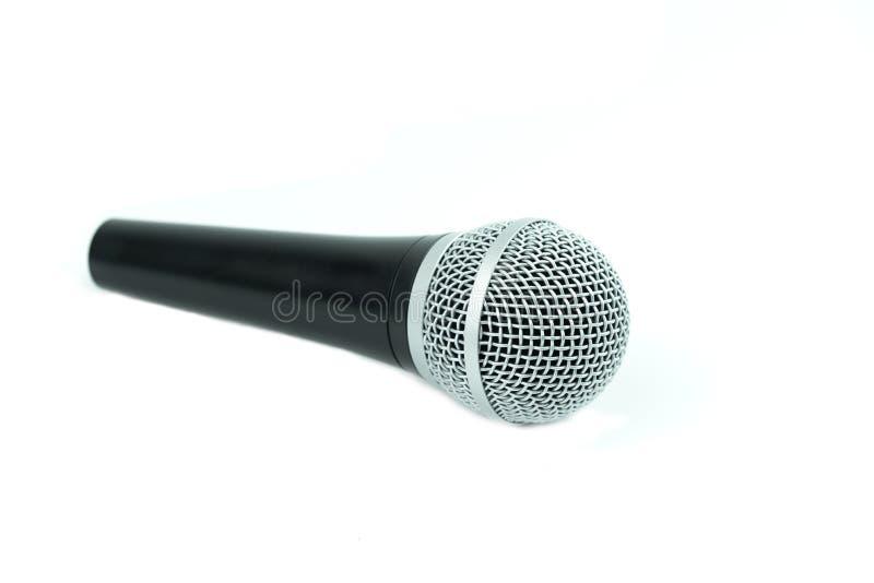 Download Microfone isolado imagem de stock. Imagem de media, karaoke - 80103101