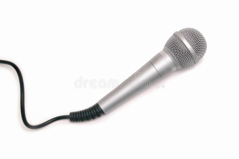 Microfono. immagine stock libera da diritti