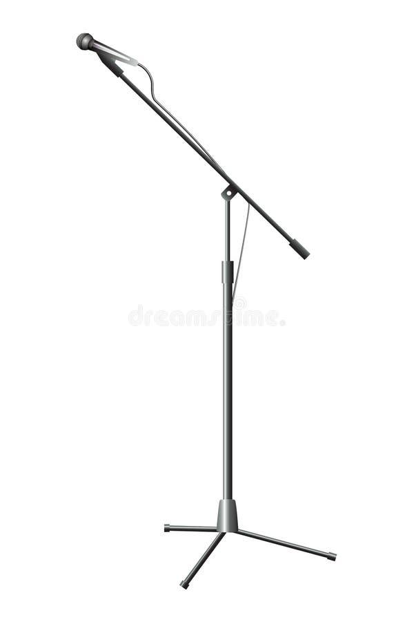 Microfono. immagini stock