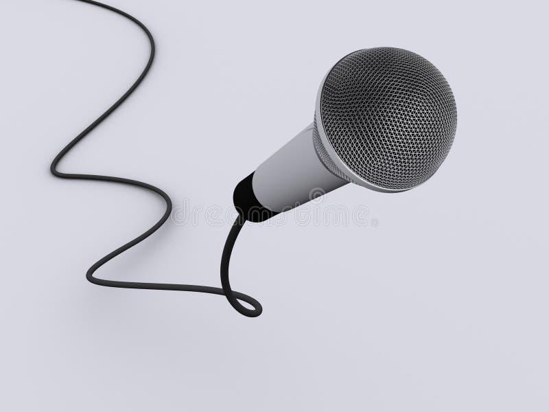 Microfono 7 royalty illustrazione gratis