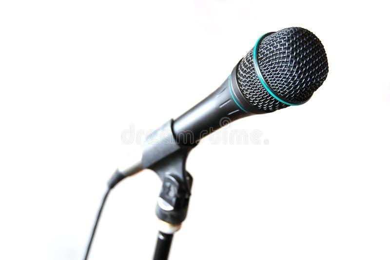 Microfono Professionale Immagini Stock