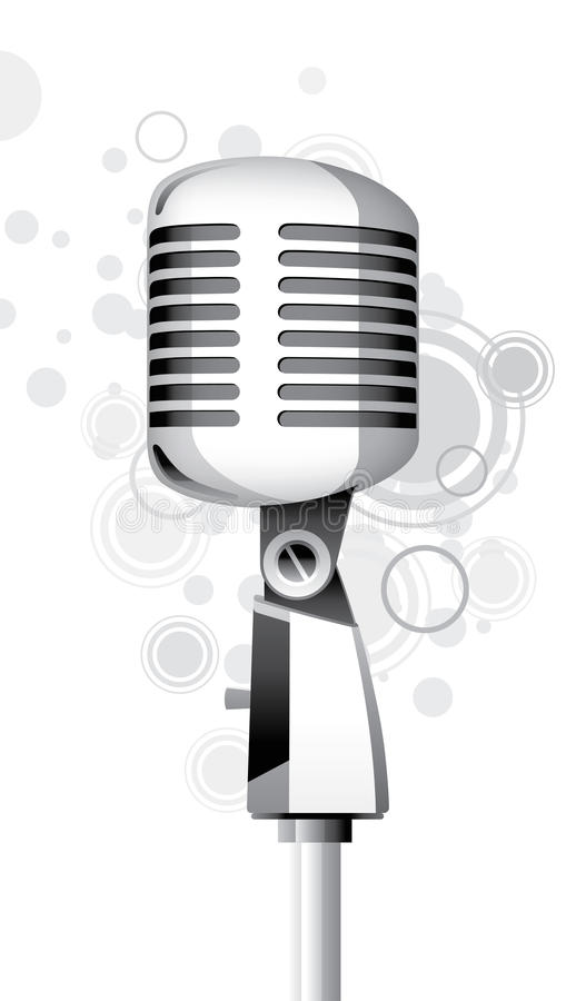 Free Microphone Royalty Free Stock Photos - 10875528
