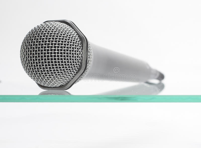 Download Microphone stock image. Image of classic, audio, media - 12151329