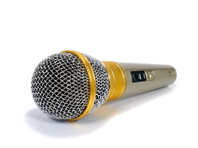 Download Microphone stock photo. Image of valume, sound, stage - 14854036