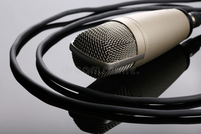Download Microphone stock photo. Image of musical, microphone - 17306170