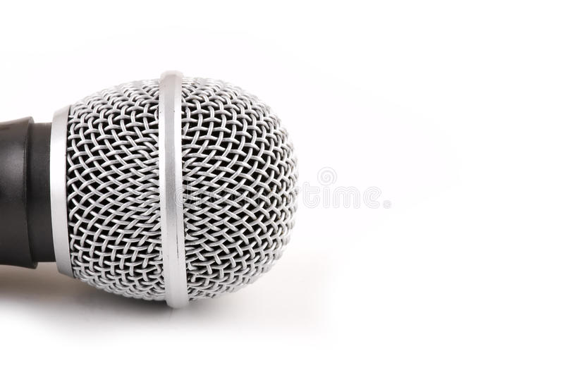 Download Microphone stock image. Image of black, retro, media - 17920897
