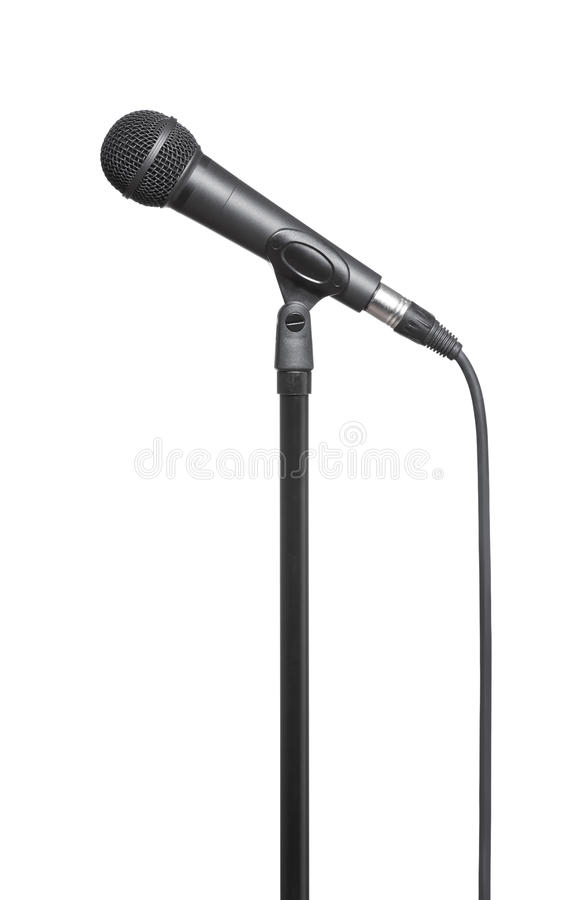 Free Microphone Royalty Free Stock Photos - 18689758