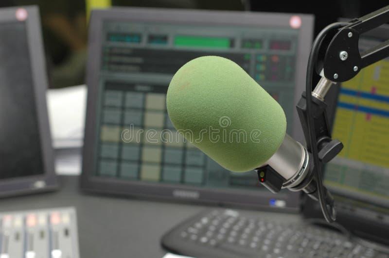Microphone photographie stock libre de droits