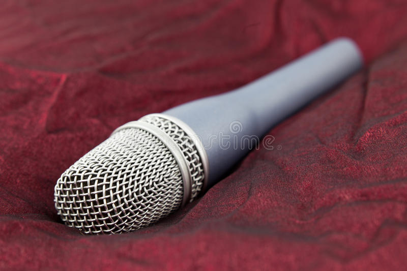 Download Microphone stock image. Image of grid, diaphragm, bang - 26481169