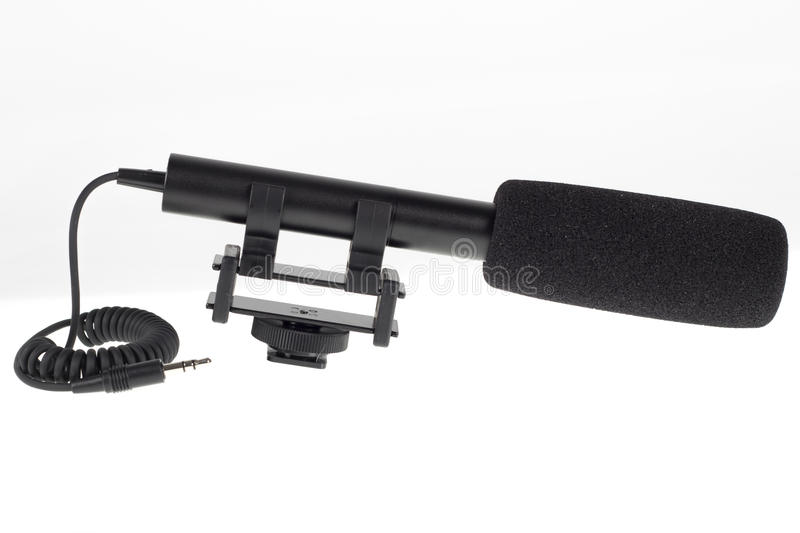 Download Microphone stock photo. Image of broadcast, jack, camera - 29434220