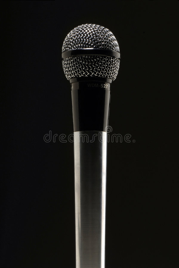 Download Microphone stock image. Image of singing, metal, microphone - 346467