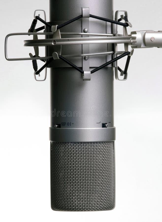 Microphone photo stock