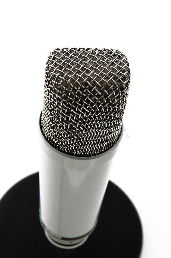 Free Microphone Royalty Free Stock Photography - 547607