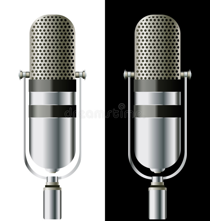 Free Microphone Royalty Free Stock Image - 5756526