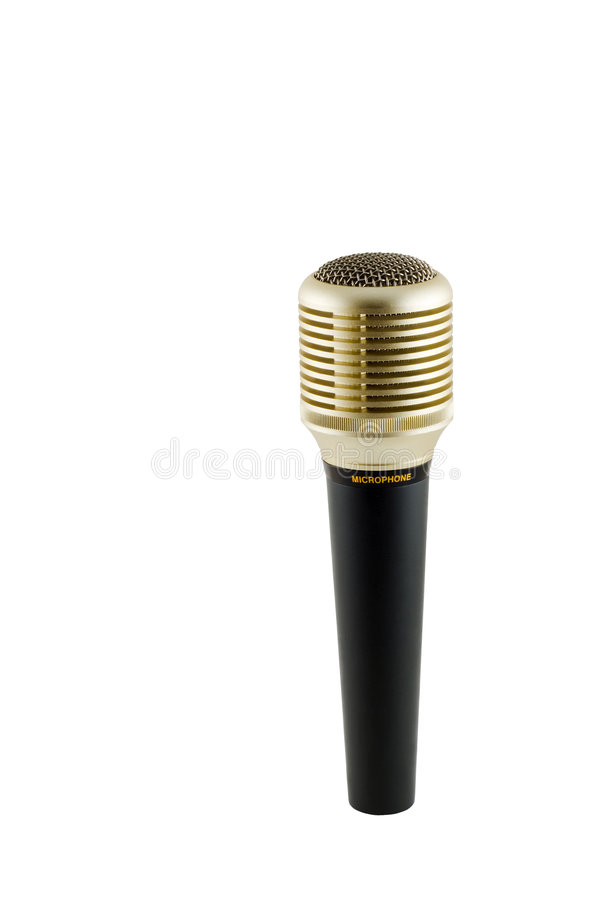 microphone photo stock