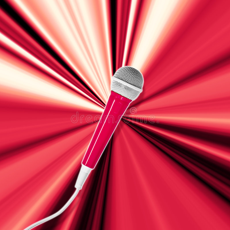 Download Microphone stock photo. Image of event, micro, journalism - 8412972