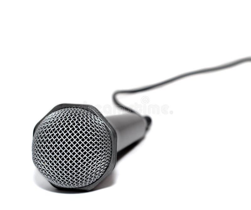 Download Microphone image stock. Image du objet, télécommunications - 8659285