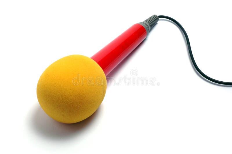 Download Microphone image stock. Image du chantez, radio, assistances - 8665481