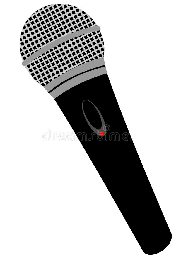 Free Microphone Royalty Free Stock Photo - 9074435