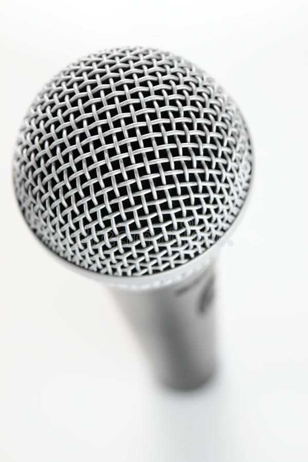 Download Microphone Closeup Royalty Free Stock Photo - Image: 13002885