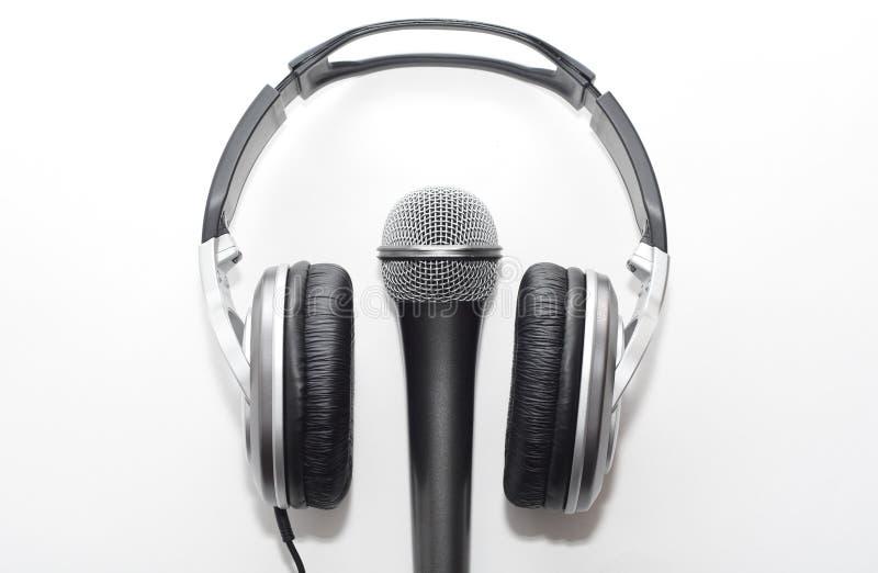 Écouteurs et microphone