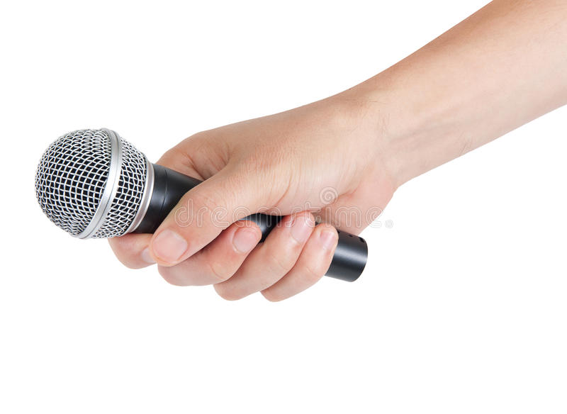 Download Microphone Royalty Free Stock Image - Image: 29879386