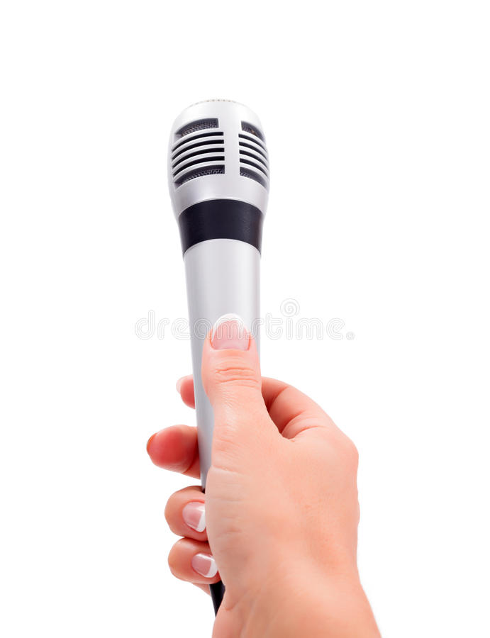 Download Microphone stock photo. Image of report, question, studio - 33994398