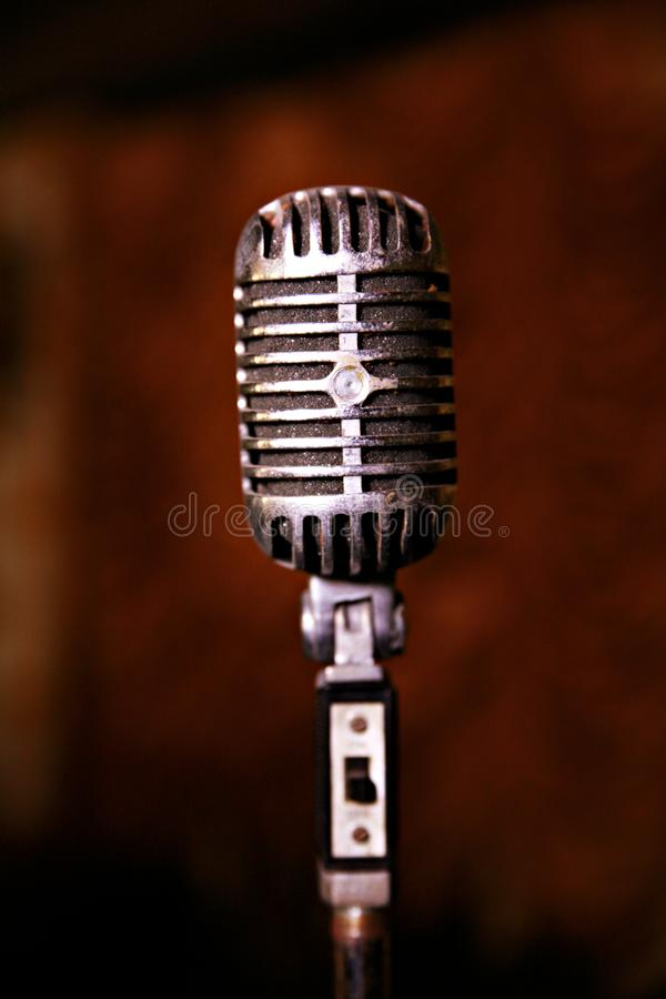 Microphone royalty free stock images