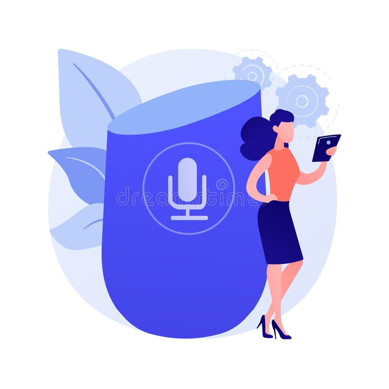 Free Microphone Recording Vector Concept Metaphor Royalty Free Stock Image - 188216856