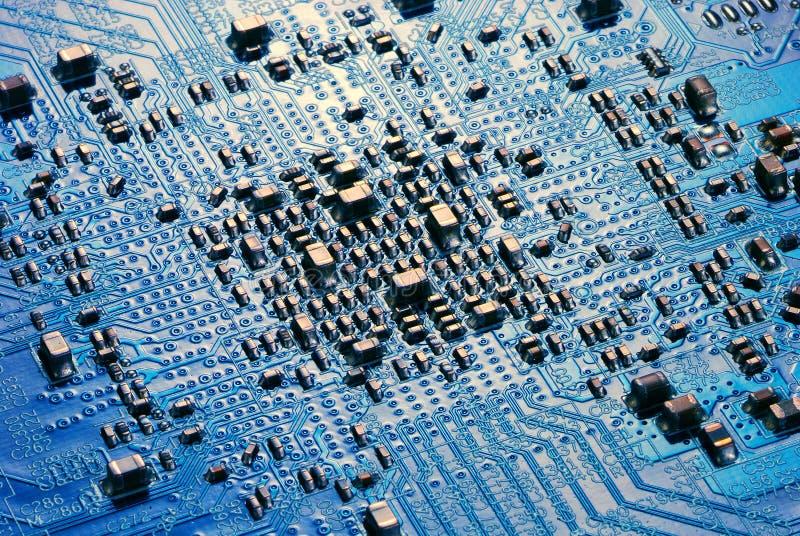 Microplaqueta 3 fotografia de stock
