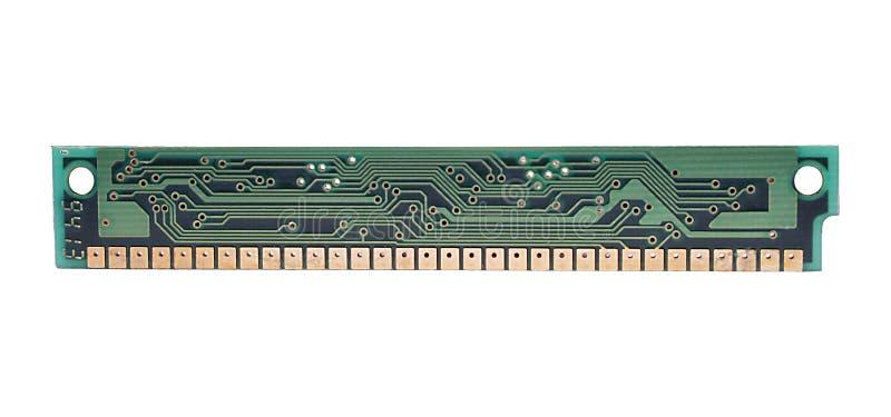 Download Microplaqueta De Ram Do Computador Foto de Stock - Imagem de computador, acesso: 107606