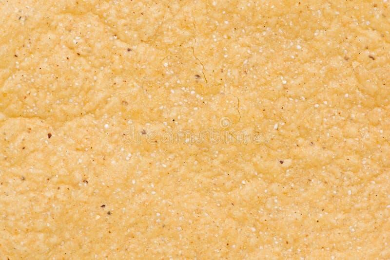 Microplaqueta de Tortilla fotografia de stock