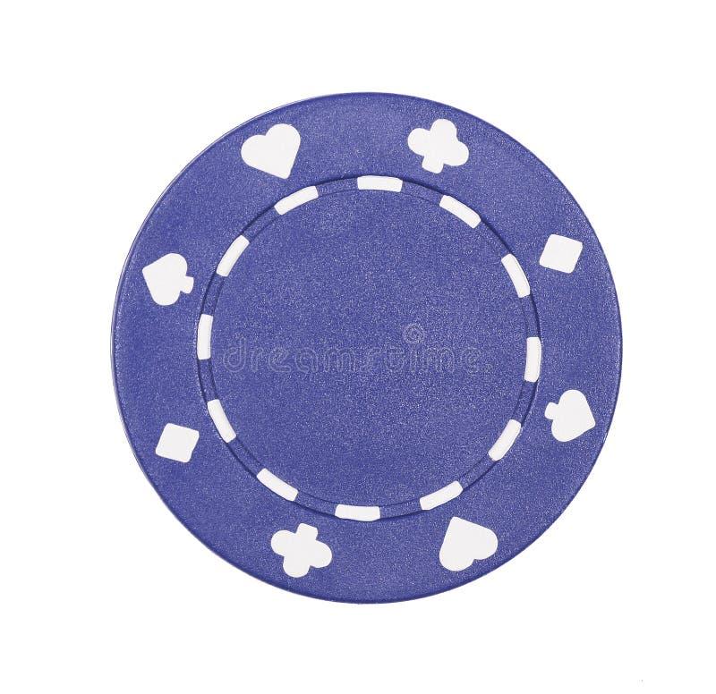 Microplaqueta do casino imagens de stock royalty free