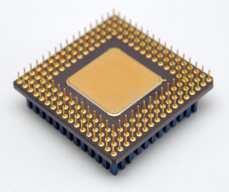 Microprocesseur images libres de droits