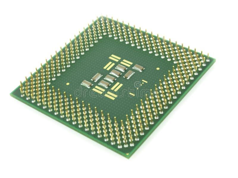 Microprocessor royalty-vrije stock afbeelding